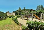 Camping avec Piscine Limousin - Château du Gibanel-2