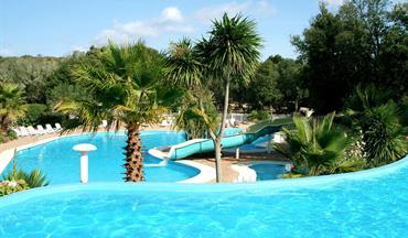 U farniente camping de luxe en corse du sud bonifacio for Camping bonifacio avec piscine