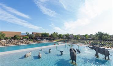 Sangulí Resort