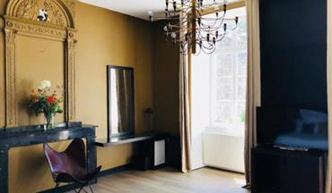Hotel Chateau La Table D Auberjon