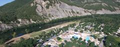 Campings en bord de rivière