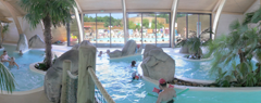 Campings avec piscine couverte