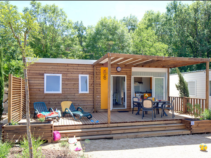 Cottage Loft (Camping Les Ranchisses)