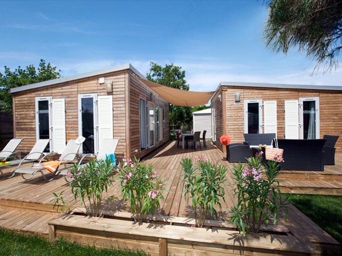 Les plus beaux hébergements Premium au camping