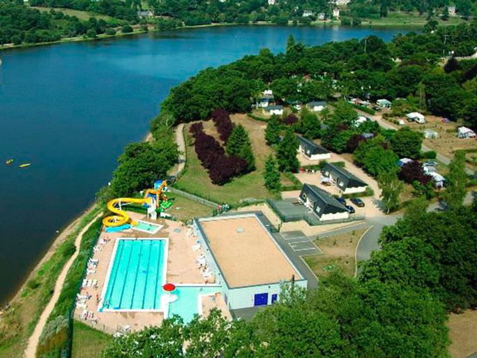 Dossier th matique les plus beaux campings en bord de lac for Camping au pays basque avec piscine